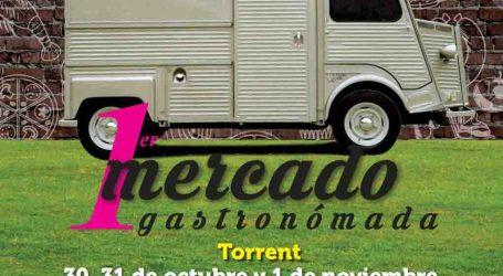 Torrent celebra Halloween con una feria de 'Food Truck'