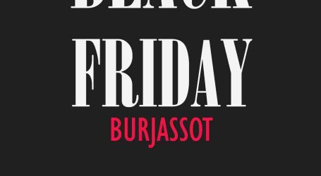 Por primera vez, llega el Black Friday a los comercios de Burjassot