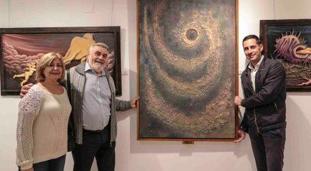 El artista de Mislata Joaquín Serrano cede al ayuntamiento su obra 'Big Band'