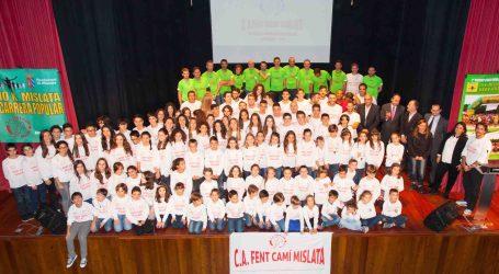El Fent Camí de Mislata presenta a sus atletas para la nueva temporada