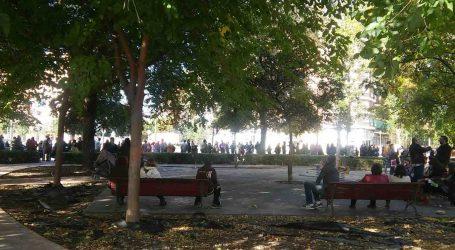 Colas interminables en Valencia para optar a uno de los 46 puestos de la Fundación CV del Pacto por el Empleo