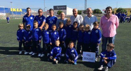 Presentación oficial de los equipos de fútbol de Massanassa