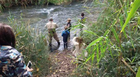 El Club de Pescadores de Deportivos de Alaquàs celebró una jornada con los más pequeños
