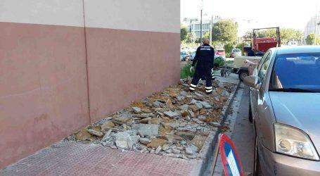 Comienzan a trabajar los 34 desempleados de Burjassot en la Brigada Municipal de Obras