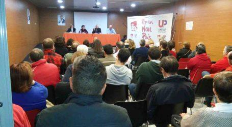 Esquerra Unida Unitat Popular apela en Aldaia al voto de la izquierda real