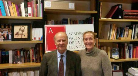Aldaia i l'Acadèmia Valenciana de la Llengua treballaran conjuntament per impulsar el valencià