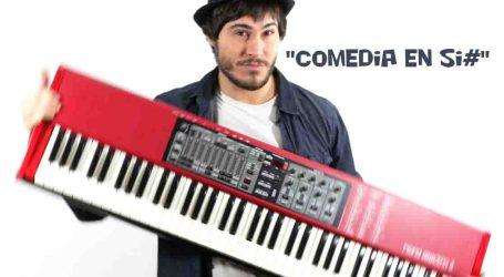 Burjassot estrena el año con risas gracias a la comedia de Álex Martínez