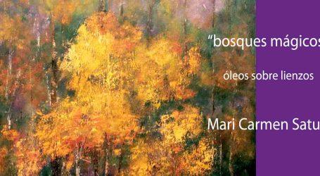 La col.lecció 'Bosques Mágicos' arriba al Castell d'Alaquàs