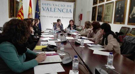 Burjassot participa en una trobada convocada per la Diputació de València en matèria de violència de gènere