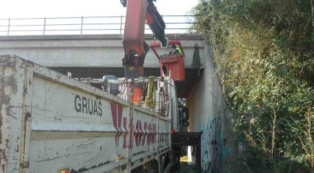 Paterna treballa per a obrir el pont que uneix Mas del Rosari-La Coma amb Burjassot el més prompte possible