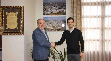 Paterna renova el seu acord amb Asivalco per a seguir millorant el polígon Fuente del Jarro