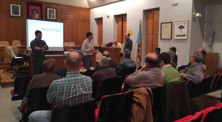 El alcalde de Burjassot se reúne con las asociaciones de vecinos para tratar la reordenación del tráfico