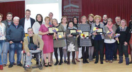 Alfafar entrega los reconocimientos a las mujeres del municipio