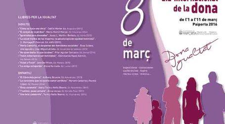 Paiporta comença a celebrar el Dia Internacional de la Dona