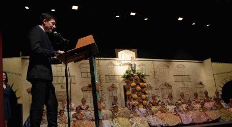 Las fallas de Burjassot ofrendan a su patrona el próximo miércoles