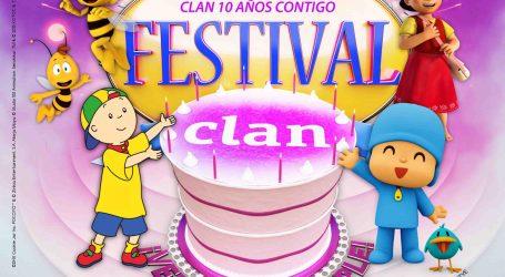 El canal Clan celebra su cumpleaños en Burjassot el 7 de mayo