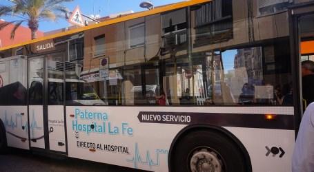 El Bus de Paterna a la Fe registra més de 1.000 usuaris en tan sols 20 dies