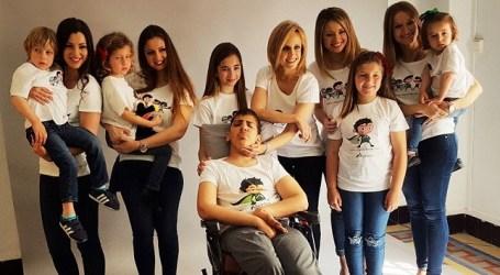 Falleras Mayores de Valencia se unen en Burjassot en favor del Síndrome Phelan-McDermid