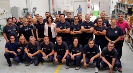 24 persones aturades de Quart de Poblet finalitzen el 4t taller d'ocupació