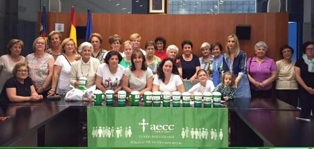 Massamagrell recauda más de 5.000 euros para la lucha contra el cáncer