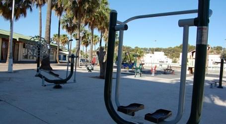 Dos nous parcs biosaludables per a promoure la pràctica espotiva en El Puig