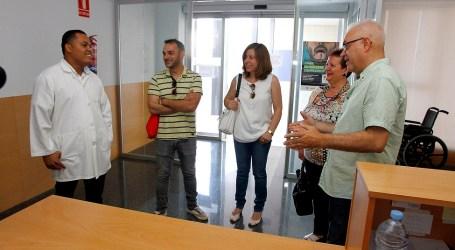 Ya está abierto el Consultorio Auxiliar de la playa de Puçol