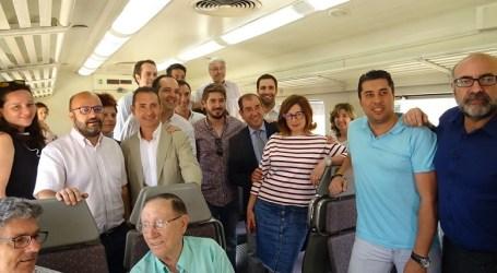 Xirivella, Aldaia y Alaquàs ya tienen conexión por tren con el centro de Valencia