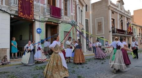 Baile tradicional, misa y procesión para celebrar el Corpus Christi en Alboraya