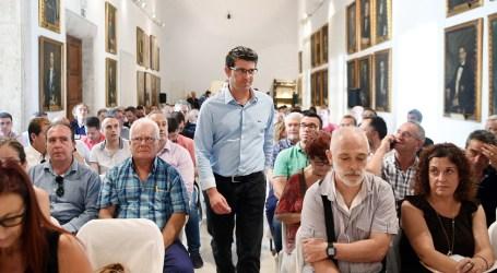 La Diputación defenderá a los alcaldes en el conflicto con Inspección de Trabajo