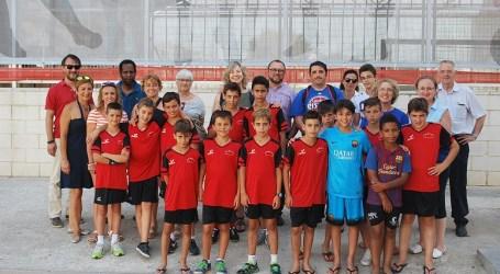 Alboraia acull en un intercanvi futbolístic al seu poble agermanat