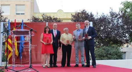 """L'ajuntament de Massamagrell celebra el lliurament de les """"IX Distincions Vila de Massamagrell"""""""