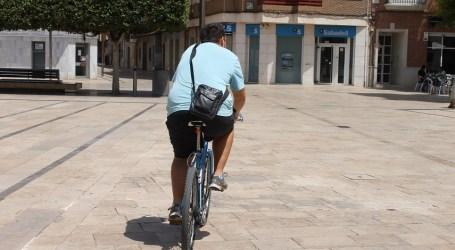 "L'Ajuntament d'Alfafar se adhiere a la ""Asociación red de ciudades por la bicicleta""."