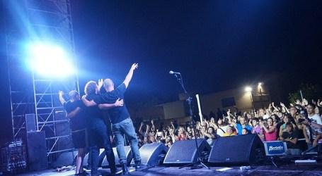 Más de 3.000 personas disfrutaron en Paterna del concierto de Seguridad Social