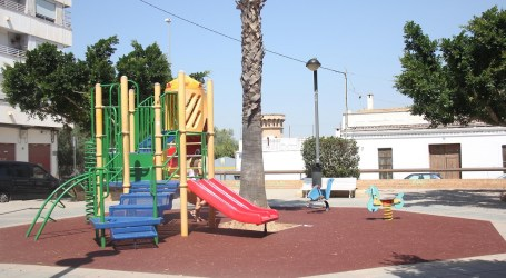 Torrent mejora los parques