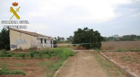 Dos personas detenidas por un homicidio en El Puig