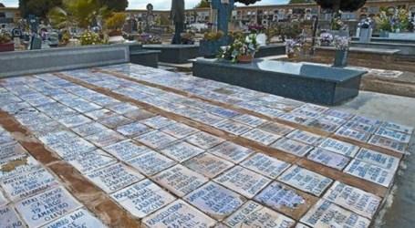 La Asociación de Víctimas de la Fosa 127 de Paterna busca familiares para identificar los restos