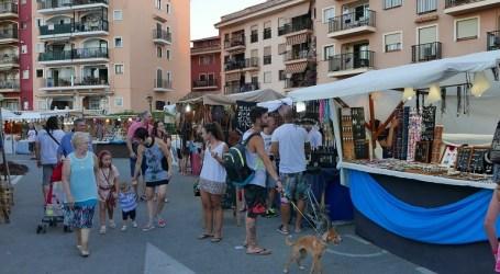 Mercado marinero en Alboraya