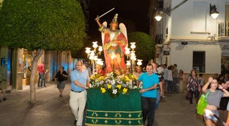 Mislata celebra la festividad de San Miguel Arcángel