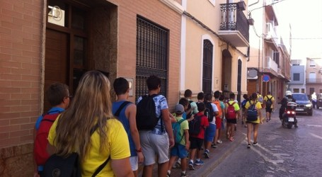 Silla ha atés en l'estiu a 55 menors amb el programa contra la pobresa infantil