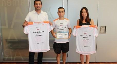 Running solidario: 50 maratones para recoger alimentos