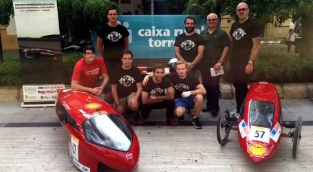 Caixa Rural Torrent patrocina dos coches ecológicos del IES La Marxadella