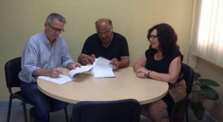 L'Ajuntament de Manises i l'Associació Cultural Gitana  signen un conveni de col·laboració