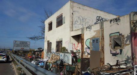 CCD denuncia un vertedero de residuos tóxicos en el Camino de Picanya