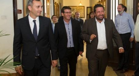 """Jorge Rodríguez: """"Las diputaciones trabajarán conjuntamente por los ciudadanos sea cual sea su color político"""""""