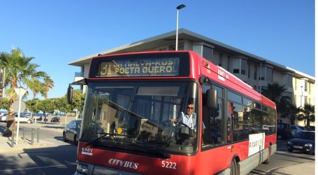 Vuelve el autobús de la EMT a Alboraya, Moncada, Paterna y Vinalesa
