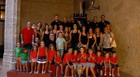 La Filà Contrabandistes  guanyadora del Concurs de Paelles d'Alaquàs