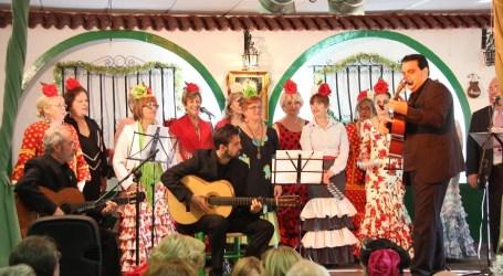 El flamenc omplirà Torrent este cap de setmana gràcies a l'Associació Amics de la Cultura Andalusa