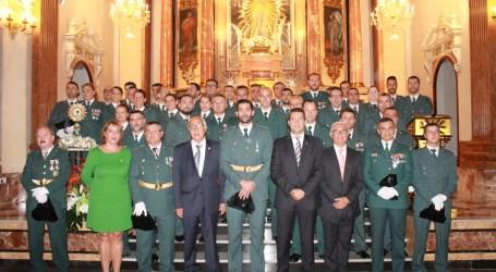 Alfafar celebra la fiesta de la patrona de la Guardia Civil