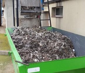 La depuradora de Torrent recoge 85 toneladas de toallitas al año