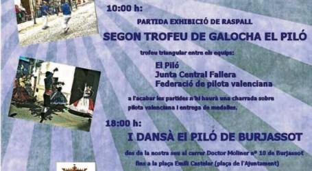 """Burjassot celebra el segon Trofeu de Galocha """"El Piló""""."""